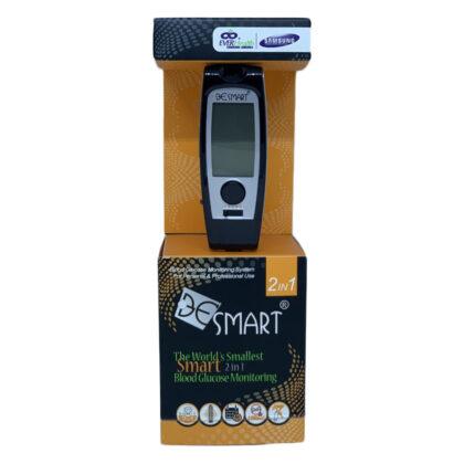 Smart Blood Glucose monitoring – جهاز قياس السكر في الدم